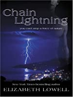 Chain Lightning (Thorndike Large Print Famous Authors Series)