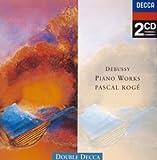 ドビュッシー:ピアノ曲集 画像