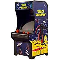 Tiny Arcade Space Invaders Miniature Arcade Game [並行輸入品]