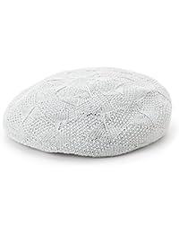 (パサージュ ミニョン) passage mignon オッドニットベレー帽 C9525011