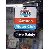 Amoco ステッカー Drive Safety アモコ アメリカ雑貨 アメリカン雑貨