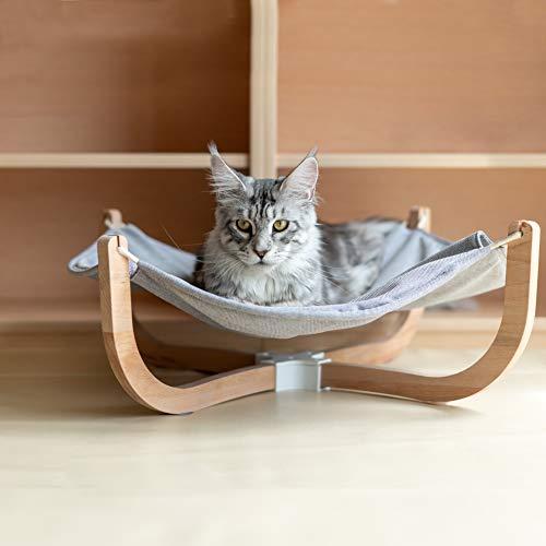 pidan® 猫ベッド 大きい 猫ハンモックペット ペットベ...