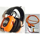 BULLANT AM/FM Phone ABA840 Bluetooth Headset+Rechargeable Battery+USB Charger PK