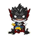 Funko Pop! マーベル:最大毒性 - Dr. 奇妙な、暗闇で光る、Amazon限定。