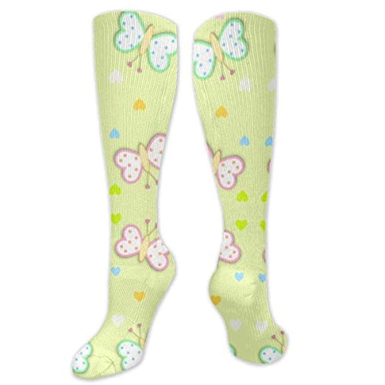 発行優先権逃す靴下,ストッキング,野生のジョーカー,実際,秋の本質,冬必須,サマーウェア&RBXAA Baby Butterflies Socks Women's Winter Cotton Long Tube Socks Cotton...