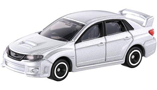 トミカ 007 スバル インプレッサ WRX STI 4door