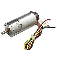 高品質 エンコーダ ギヤモータ 多種選択 減速機 磁気 ディスク 工業用 符号化 タコモーター - DC6V;190RMP
