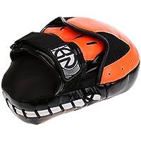 Perfk パンチング ミット 空手 格闘技 MMA トレーニングパッド ミット 全4色選べ
