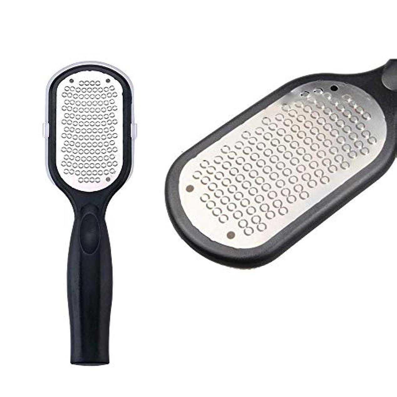 マイク南アメリカ抵抗力がある軽石 かかと 角質取り かかと削り器 お風呂 防水 水洗いOK 衛生的な 角質 リムーバー 削り ケア 除去