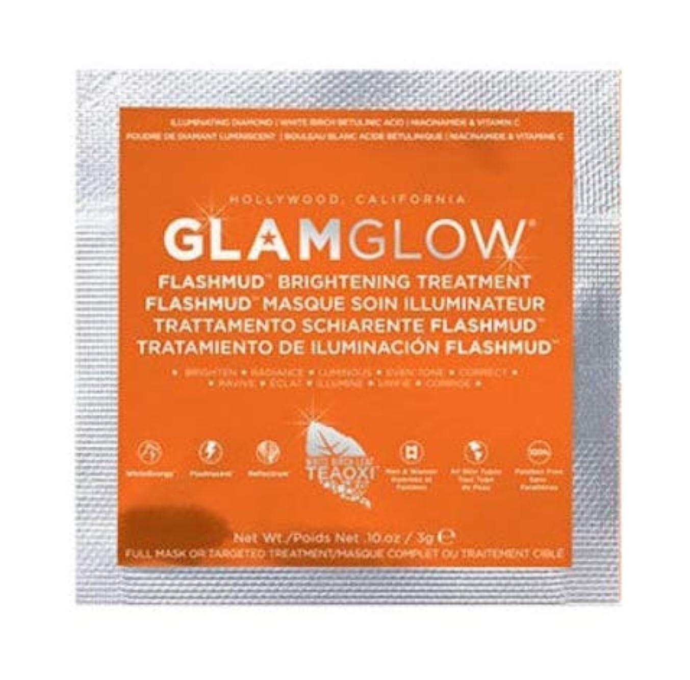 シンボル不道徳農業【サンプルサイズ】グラムグロウ (GLAMGLOW) FLASHMUD 3g (1回分) [並行輸入品]