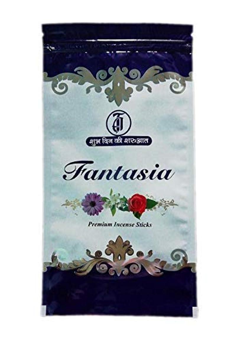 汚染不格好歪めるTIRTH Fantasia Premium Incense Stick/Agarbatti (170 GM Pack) Pack of 2