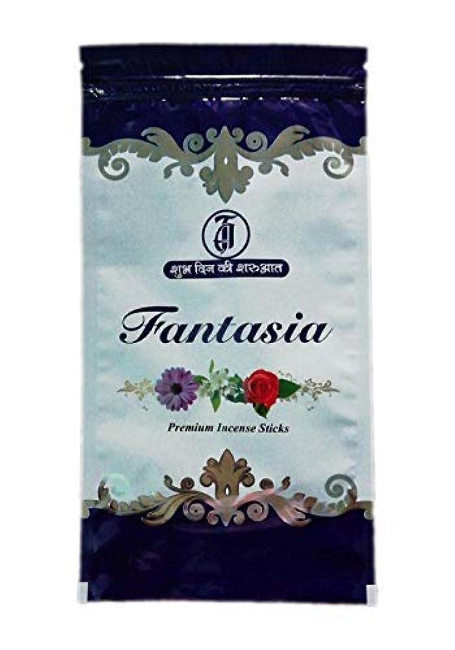 有益な大胆不敵極めてTIRTH Fantasia Premium Incense Stick/Agarbatti (170 GM Pack) Pack of 2