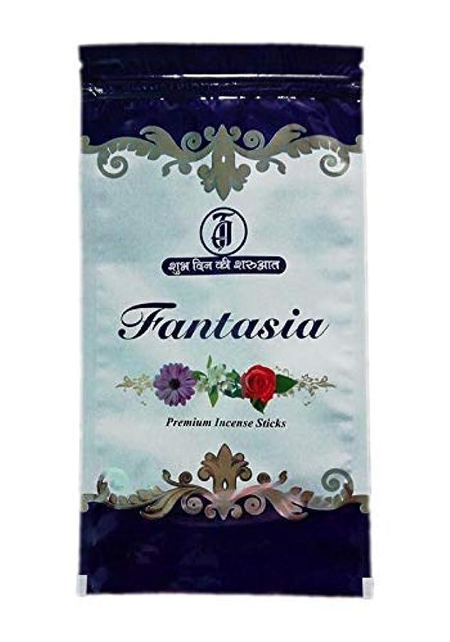 注釈黒検出するTIRTH Fantasia Premium Incense Stick/Agarbatti (170 GM Pack) Pack of 2