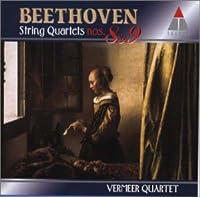 ベートーヴェン : 弦楽四重奏曲全集1〔第8&第9番〕
