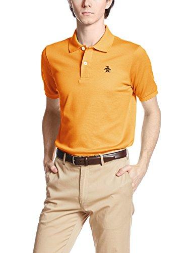 (マンシングウェア)Munsingwear(マンシングウェア)半袖シャツ(ニット)XSG1600AA778淡オレンジM