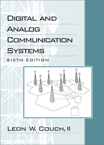 Download Digital and Analog Communication Systems (6th Edition) 0130812234
