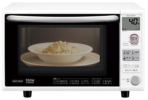 シャープ オーブンレンジ 電子レンジ 1段調理 20L ホワイト RE-S7D-W