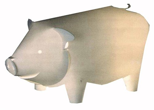 インテリア照明 ズーライト ブタ DS001-3