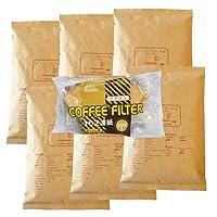 カリタ102コーヒーフィルター 2~4人用 100枚入り ブラジル 3kg 300杯~350杯 [粗挽き] コーヒー豆/中煎り