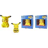 Pokemon Pikachu Ceramic Coin Bank X 2
