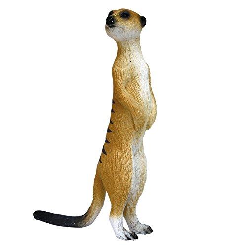 プラッツ My Little Zoo ミーアキャット 全長約75mm 彩色済み動物フィギュア MJP387125