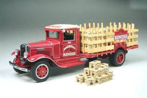 ダンバリー・ミント 1933年 バドワイザー・デリバリー・トラック