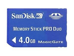 SanDisk SDMSPD-4096-J60 メモリースティック PRODuo 4GB