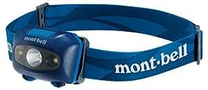 モンベル(mont-bell) ヘッドランプ パワーヘッドランプ インディゴ 1124586-IND