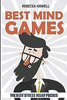 Best Mind Games: Samurai Sudoku Puzzles - The Best Stress Relief Puzzles (Sudoku Puzzle Books)