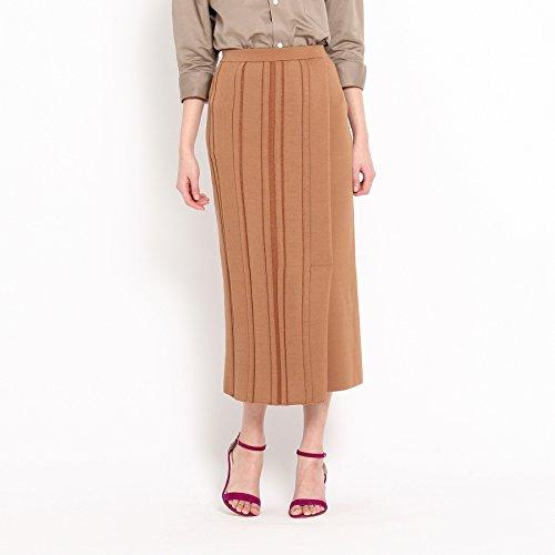 (ドレステリア) DRESSTERIOR LILCランダムリブニットスカート 08574060 00(FREE) ベージュ(052)