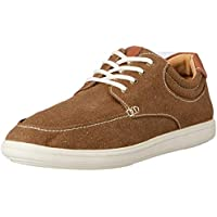 Hush Puppies Men's Simpson Lace-Up Flats Brown 11 US