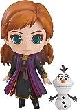 グッドスマイルカンパニー ねんどろいど アナと雪の女王2 アナ Travel Dress Ver. ノンスケール ABS&PVC製 塗装済み可動フィギュア G12221