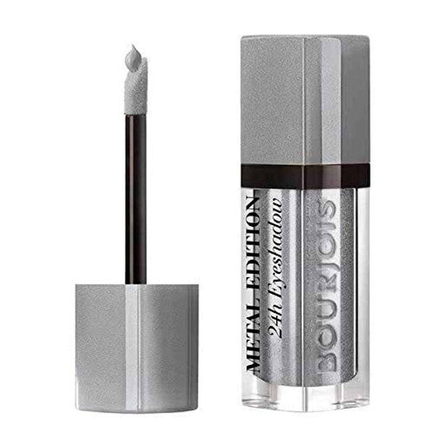 [Bourjois ] 液体アイシャドウの鉄女24時間ブルジョワ金属版 - Bourjois Metal Edition 24HR Liquid Eyeshadow Iron Woman [並行輸入品]