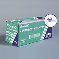 Reynolds Wrap Clear PVC Food Wrap Film Roll in Easy Glide Cutter Box