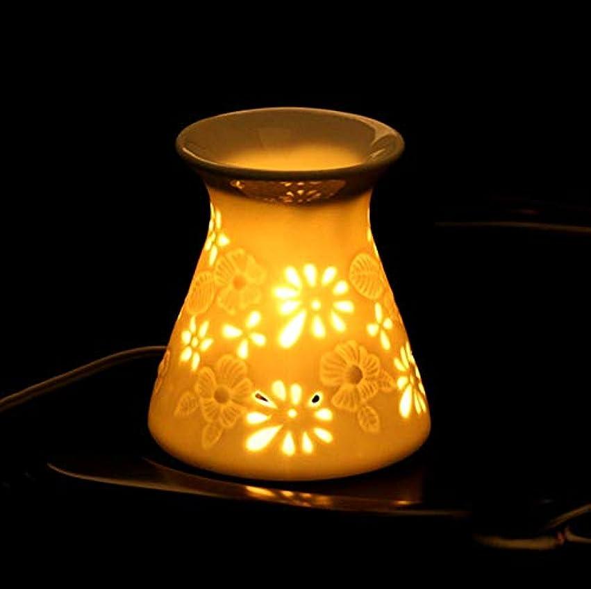 空中ライター回復するHwagui 茶 香炉 癒し 陶器 おしゃれ 人気 アロマデ インテリア 美しい花と草 消臭 置物