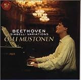 ベートーヴェン : ディアベリ変奏曲Op.120 画像