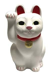招き猫発祥の地 豪徳寺の招き猫(招福猫児)6号
