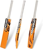 Spartan Youth-Unisex S6R Kashmir Willow Cricket Bat