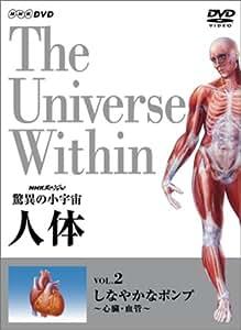 NHKスペシャル 驚異の小宇宙 人体 Vol.2「しなやかなポンプ~心臓・血管~」 [DVD]