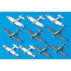 静岡模型教材協同組合 タミヤ 1/700 ウォーターラインシリーズ No.510 日本海軍 航空母艦艦載機セット プラモデル 31511