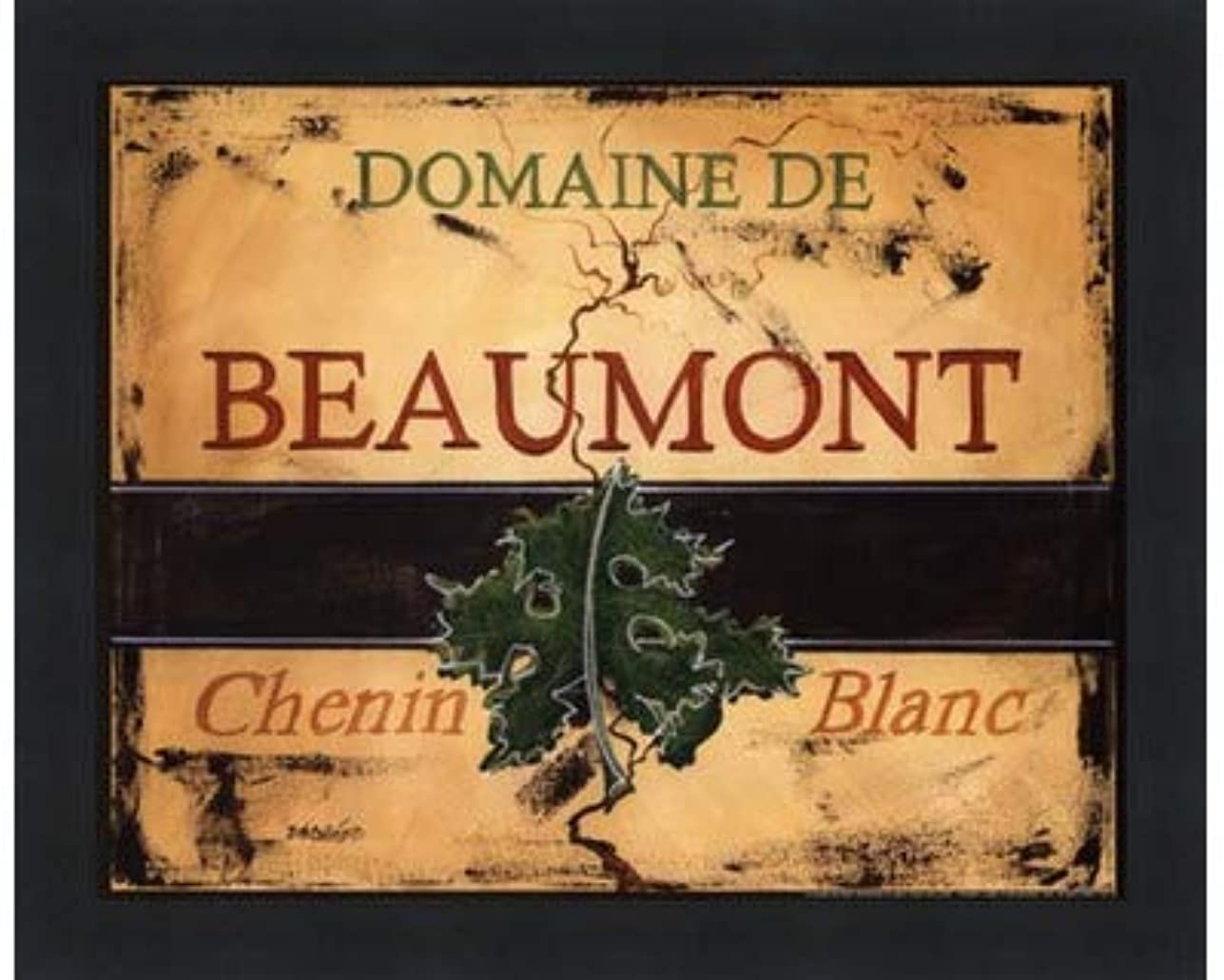グループ不運中間Chenin Blanc by Deb Collins – 10 x 8インチ – アートプリントポスター LE_613679-F101-10x8