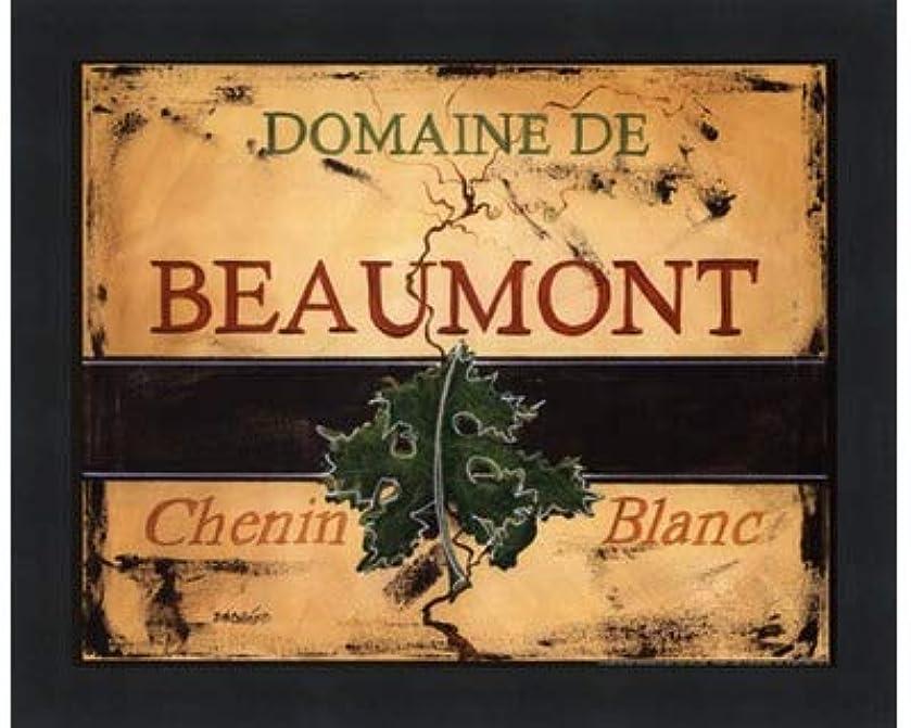 マークされたバイナリ残りChenin Blanc by Deb Collins – 10 x 8インチ – アートプリントポスター LE_613679-F101-10x8