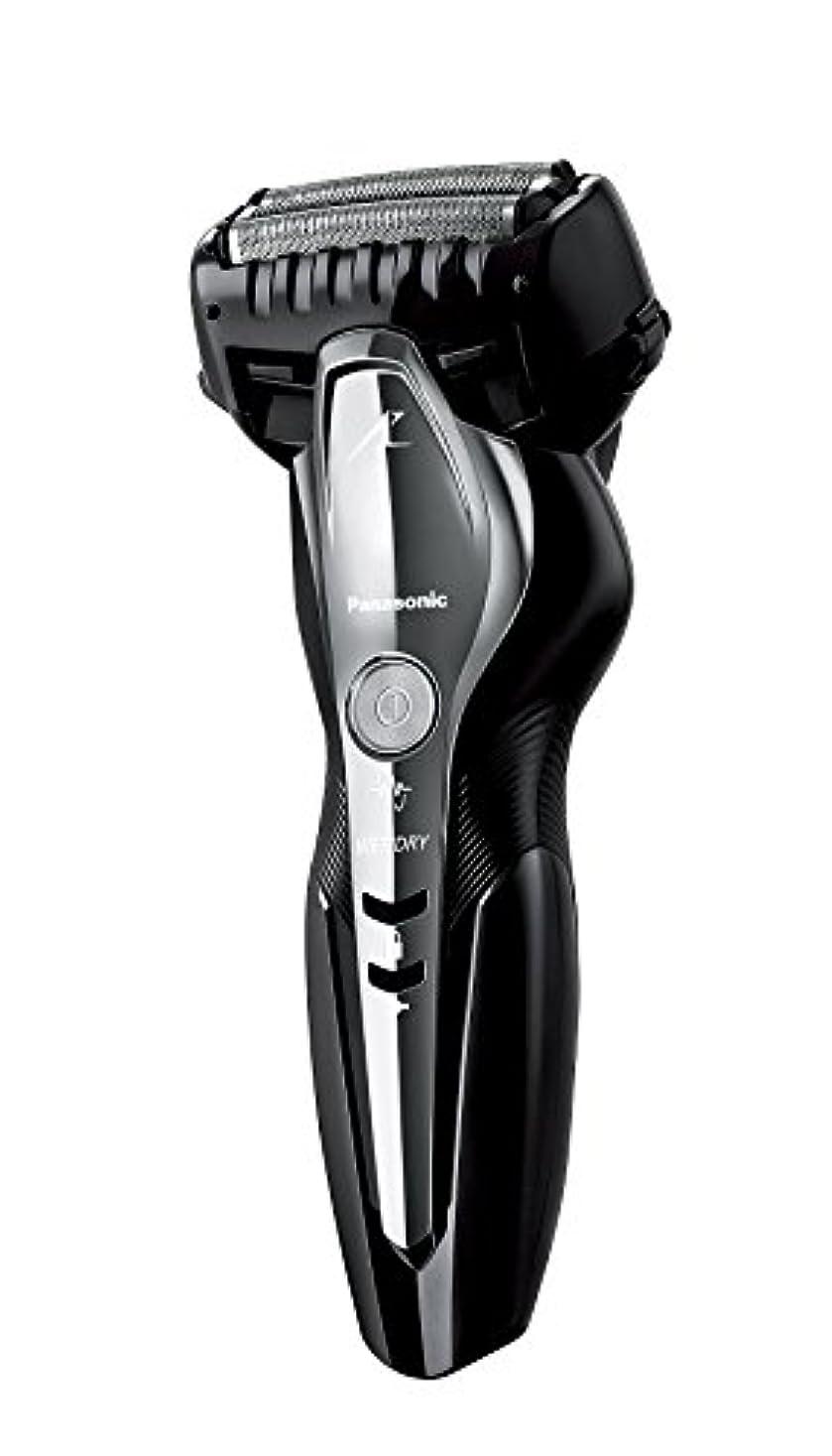 オゾン悪化させるワーディアンケースパナソニック ラムダッシュ メンズシェーバー 3枚刃 お風呂剃り可 黒 ES-ST2N-K