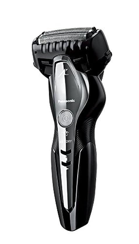 パナソニック ラムダッシュ メンズシェーバー 3枚刃 お風呂剃り可 黒 ES-ST2N-K