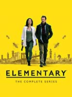Elementary: The Complete Series [DVD]