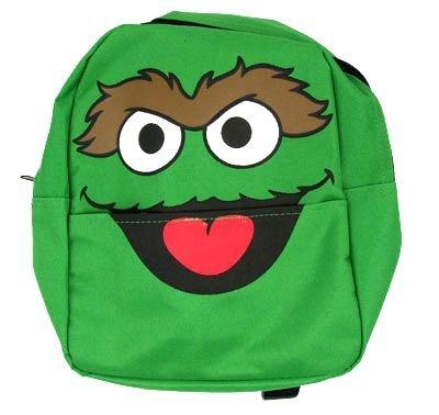 セサミストリート オスカー バックパック リュック Sesame Street Backpack / Sesame Street Official
