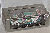 1/43 スパーク Porsche GOODSMILERACING with COX HATSUNE MIKU × GSR PORSCHE 911 GT3 RSR 2010 ポルシェ グッドスマイルレーシング 初音ミク レジン resin spark