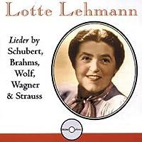 Schubert/Brahms/Wagner: Lieder