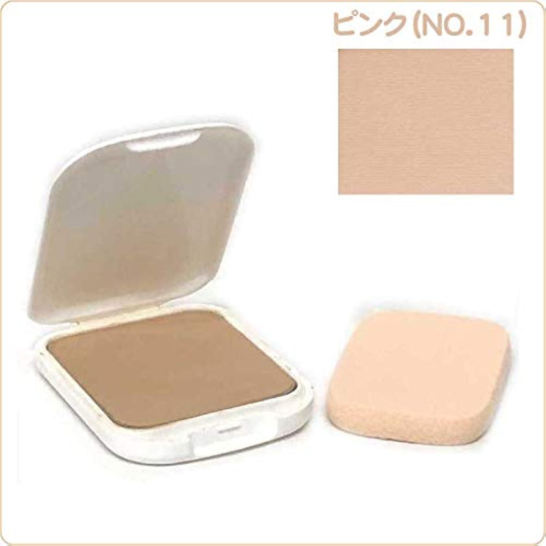 希少性はっきりと支配するベルマン化粧品 ファンデーション  NONLOOSEbio ツーウエイUV レフィル(パフ付き)  水あり?水なし両用タイプ 5色 (11?ピンク系)