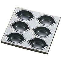 DN16593 シリコン加工 レモン型天板 (6ヶ取)
